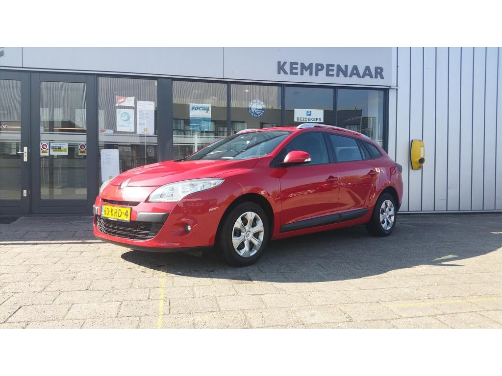 Renault Mégane 1.4 tce 130 pk expression