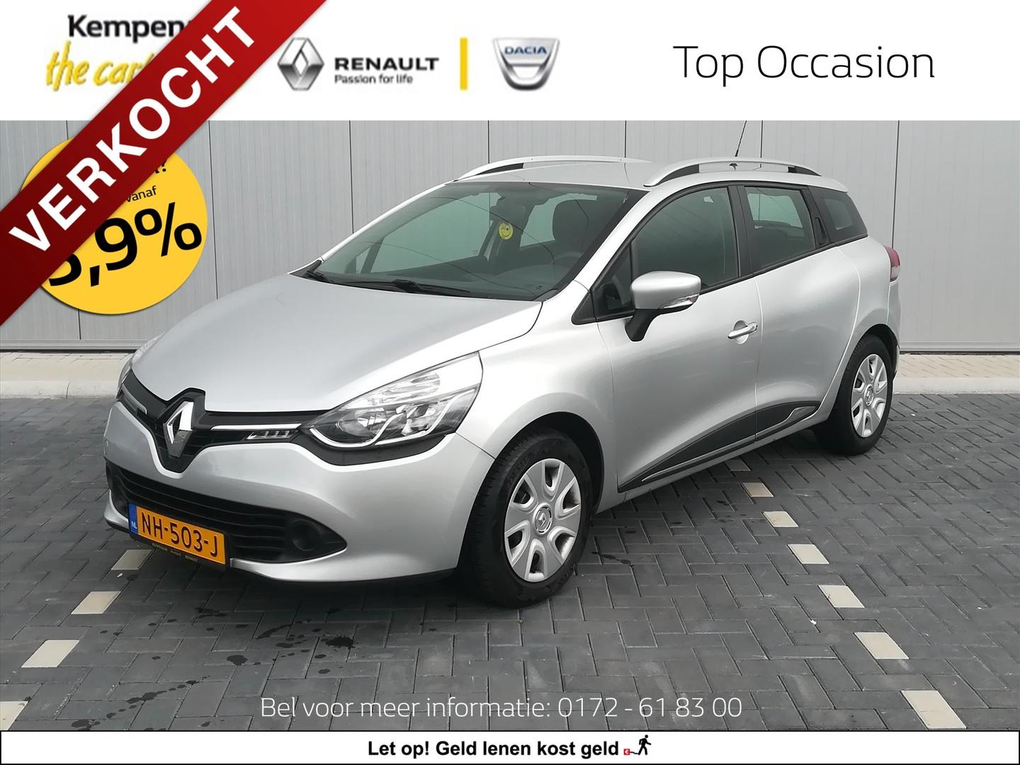 Renault Clio Energy tce 90pk s&s expression