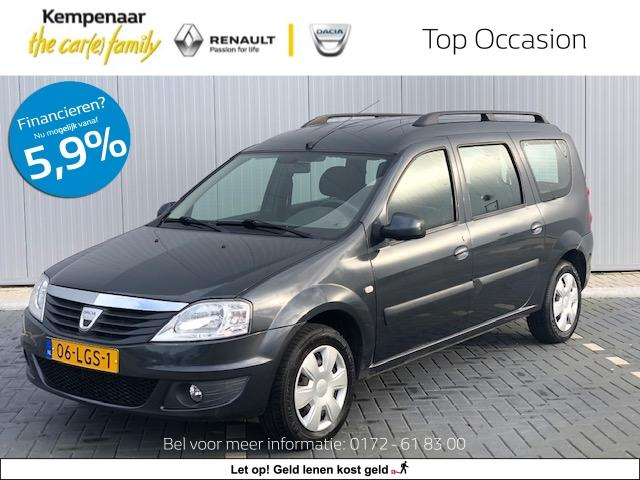 Dacia Logan 1.6 16v mcv 77kw 5p lauréate