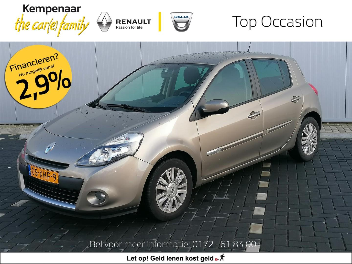 Renault Clio 1.2 tce 100 5-drs collection