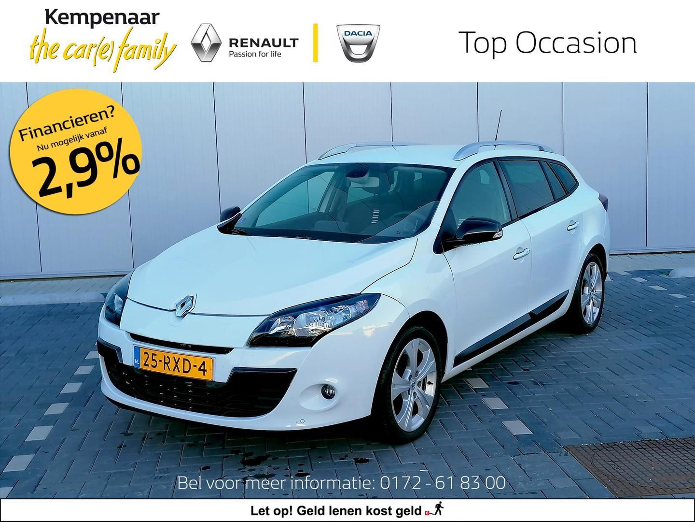 Renault Mégane 1.6 16v 110 pk parisienne rijklaarprijs!