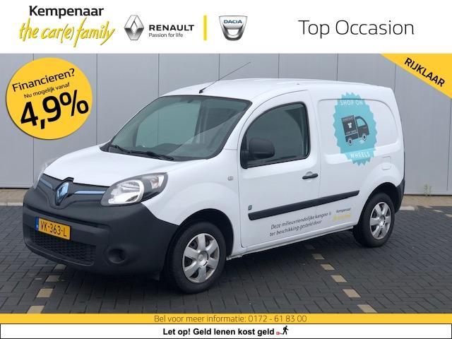 Renault Kangoo Express z.e.accuhuur