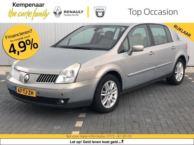 Renault Vel satis 3.5 v6 24v priv aut