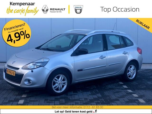 Renault Clio 1.2 tce 100 estate 20th