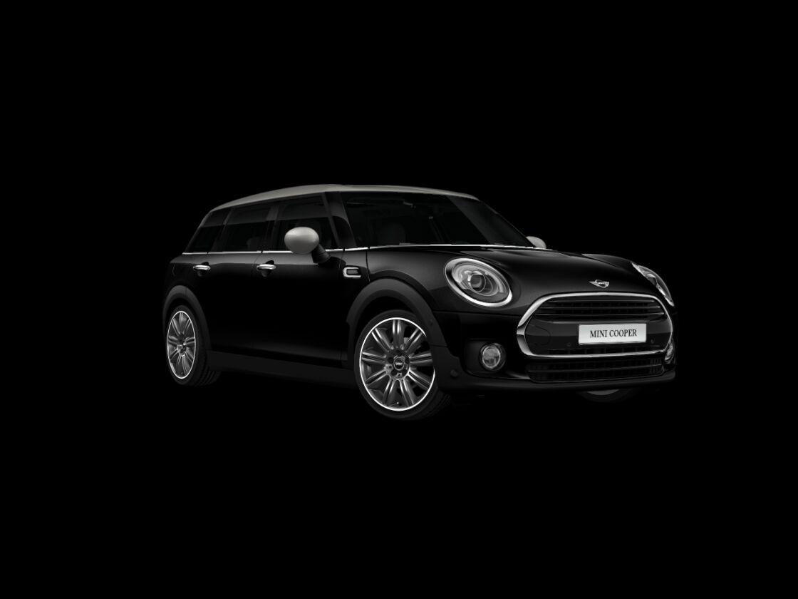 Mini Clubman 1.5 cooper hyde park chili wired