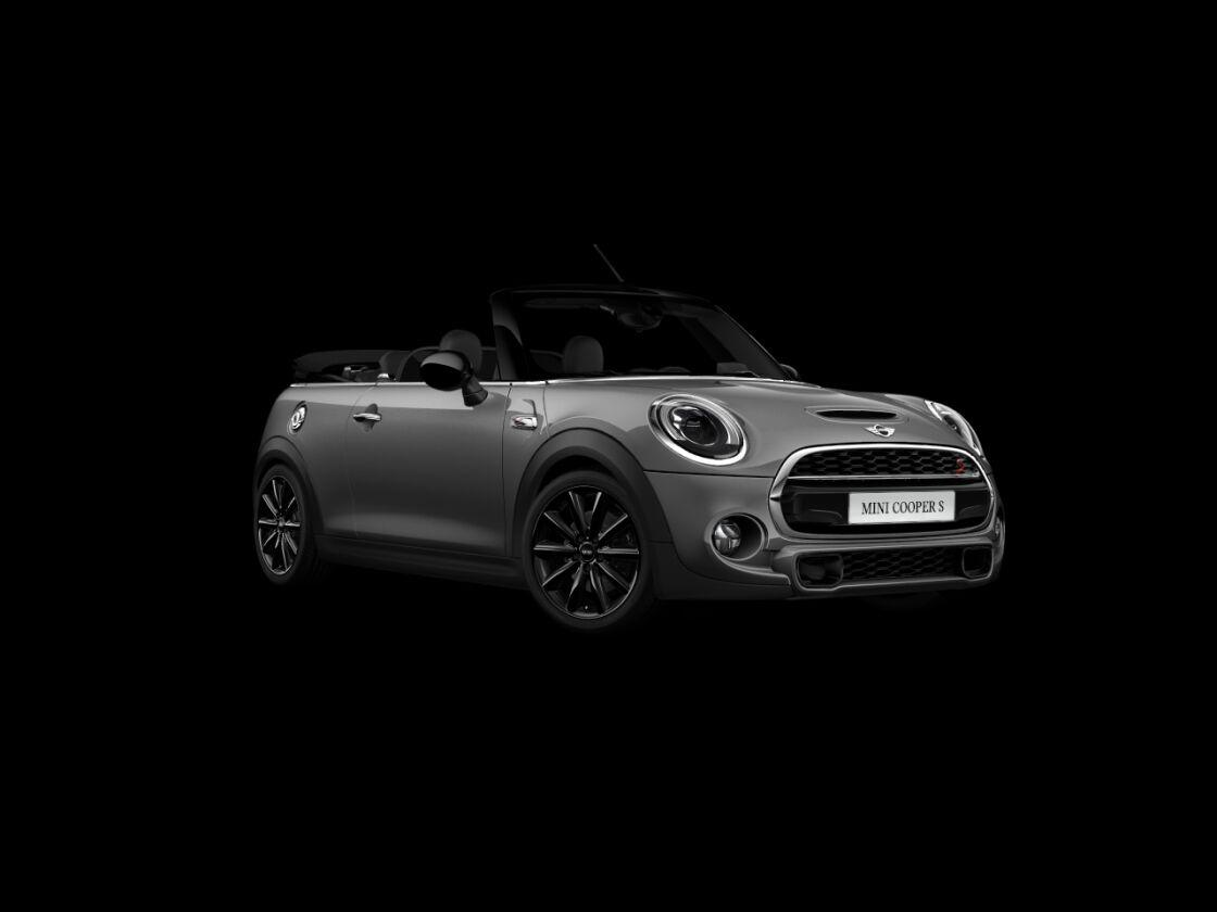 Mini Cabrio 2.0 cooper s chili serious business - wired