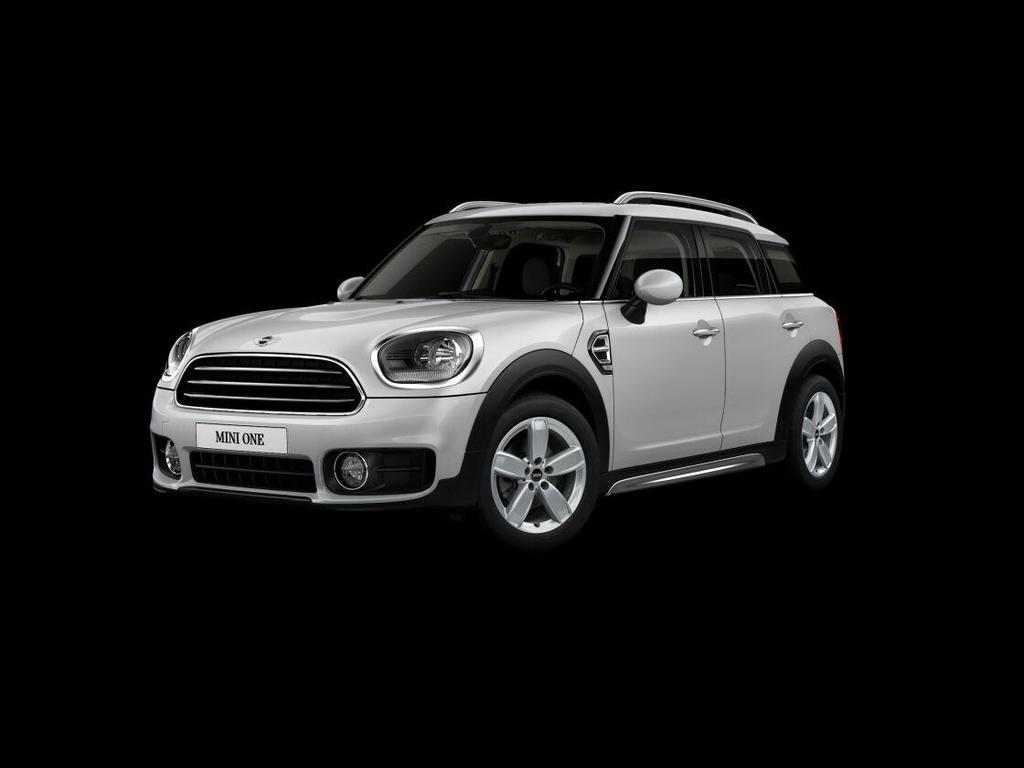 Mini Countryman 1.5 one salt business