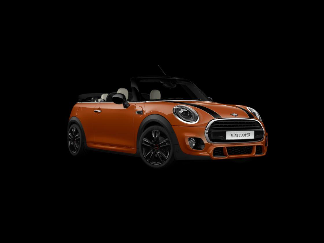 Mini Cabrio 1.5 cooper john cooper works trim serious business
