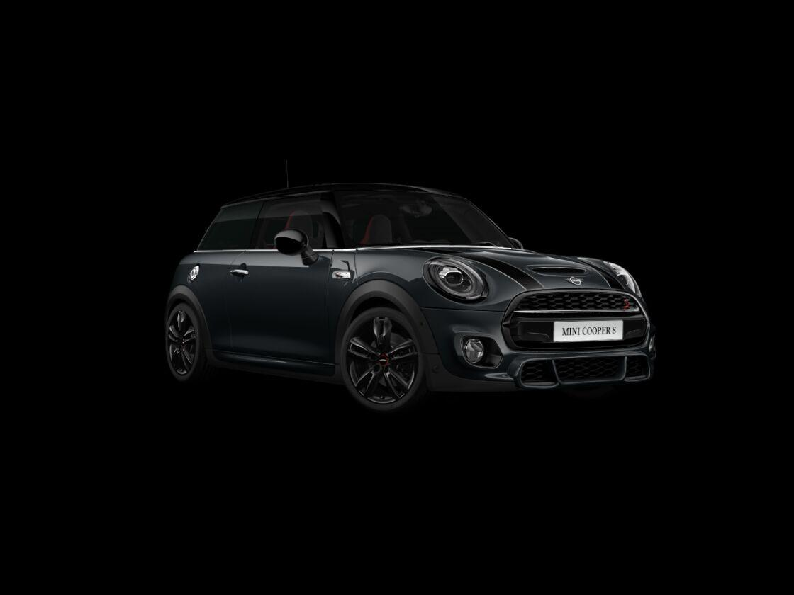 Mini 3-deurs 2.0 cooper s john cooper works trim serious business