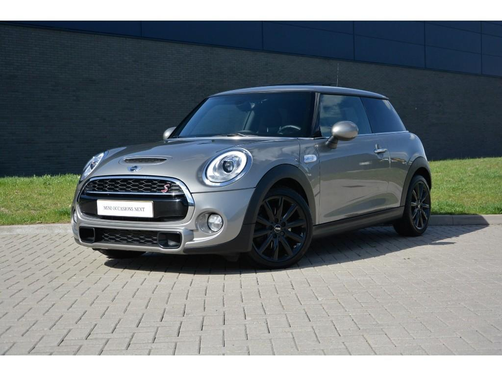 Mini 3-deurs Cooper s chili serious business aut.