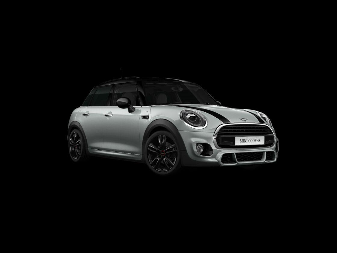 Mini 5-deurs 1.5 cooper john cooper works trim