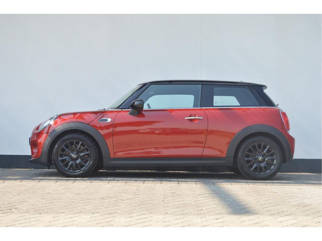 Mini 3-deurs 1.5 cooper welcome pack wired