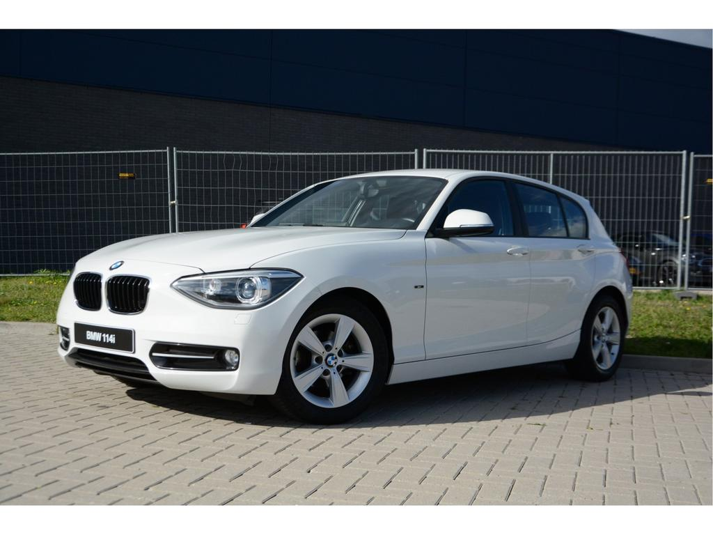 Bmw 1 serie 5-deurs 114i executive sport line