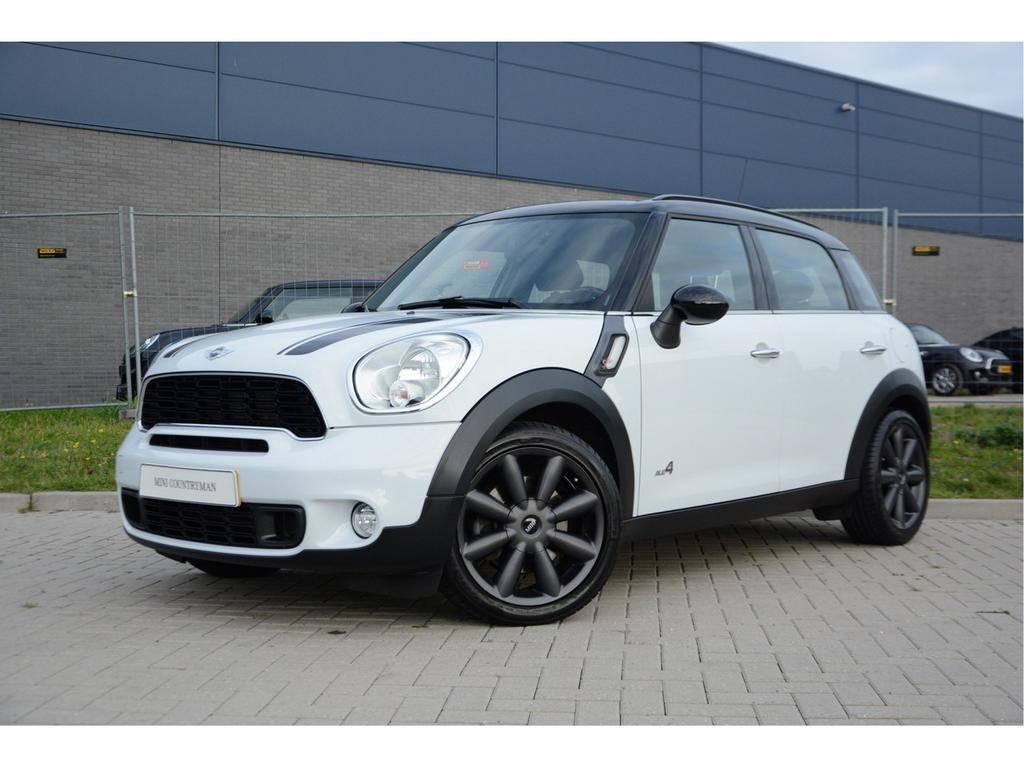 Mini Countryman 1.6 cooper s pepper wired