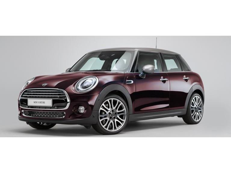 Mini 5-deurs 1.5 cooper pure burgundy edition 1 of 54