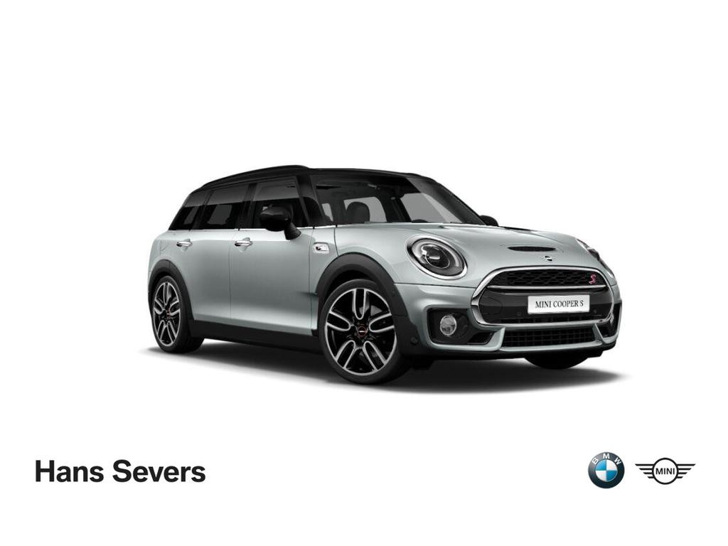 Mini Clubman 2.0 cooper s knightsbridge edition serious business