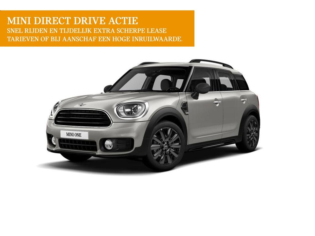 Mini Countryman 1.5 one dutch made edition business plus