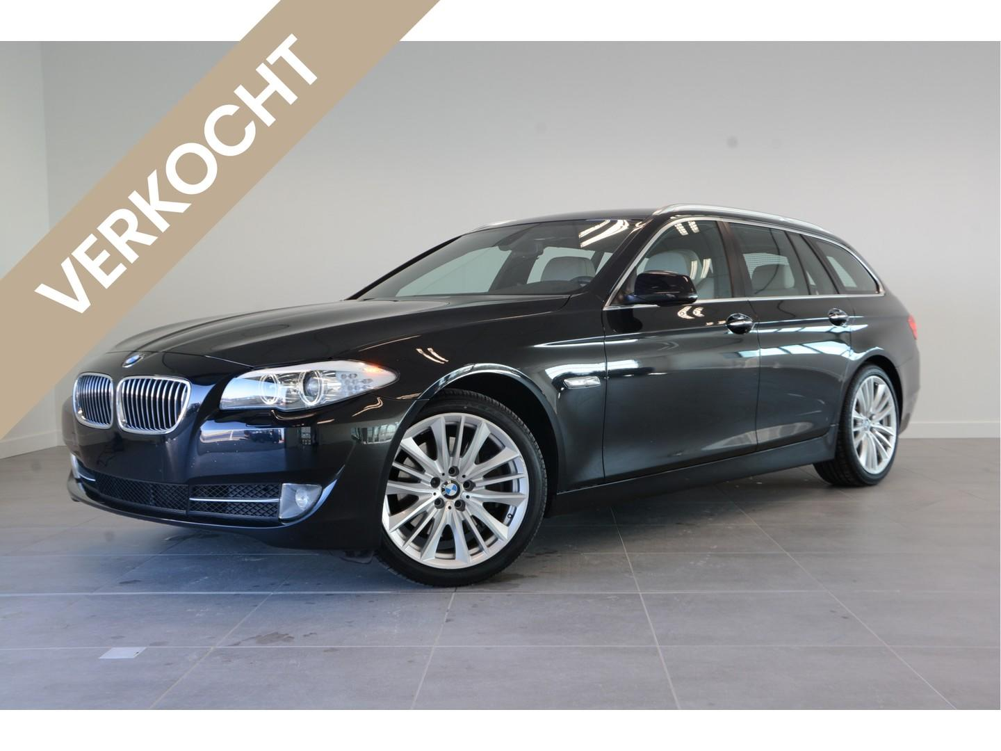 Bmw 5 serie Touring 535i high executive aut.