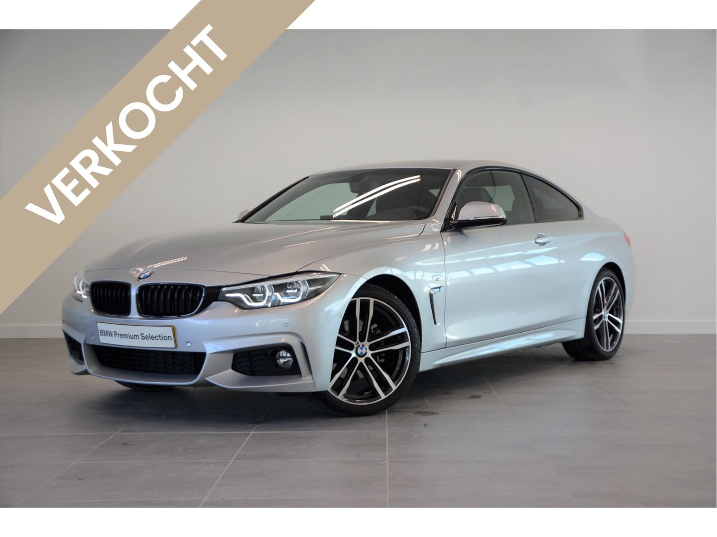 Bmw 4 serie Coupé 420i high executive m sportpakket aut.