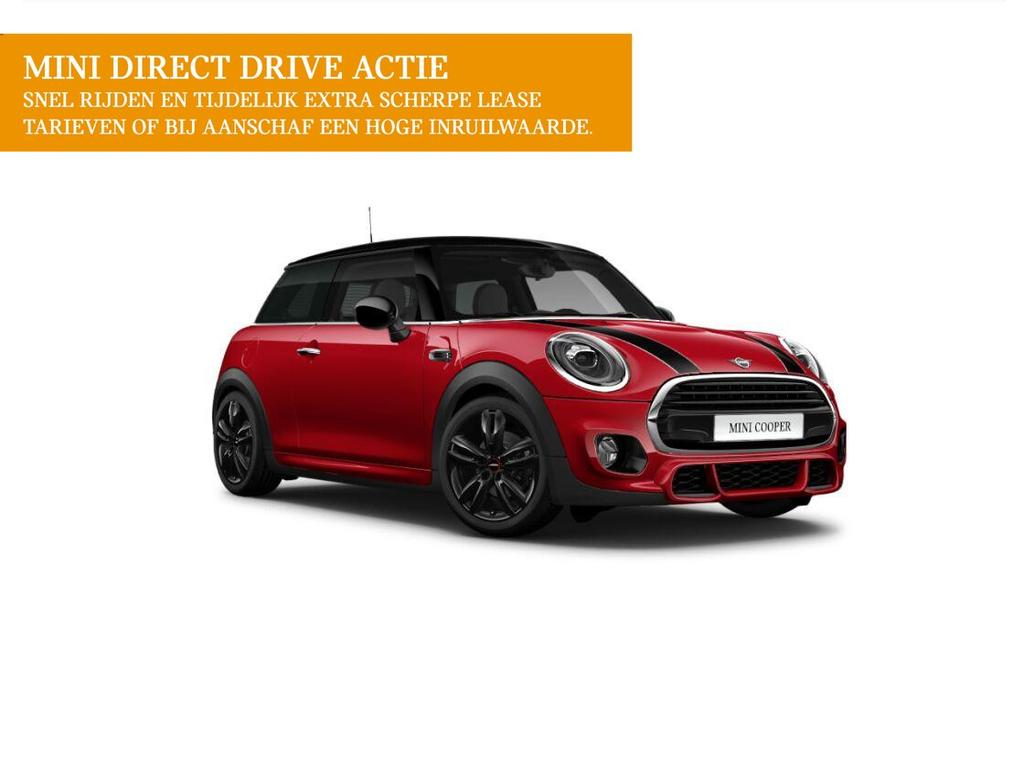 Mini 3-deurs 1.5 cooper john cooper works pakket business plus