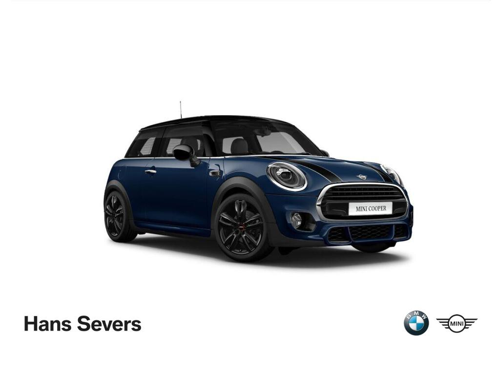 Mini 3-deurs 1.5 cooper john cooper works trim business plus