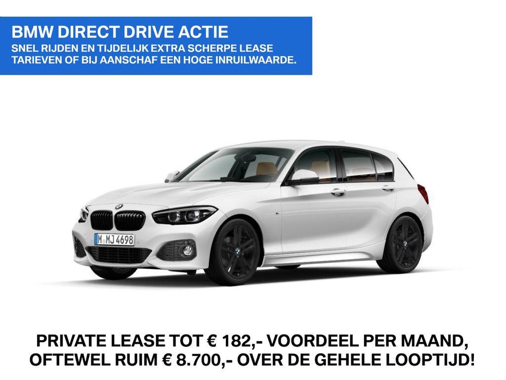 Bmw 1 serie 5-deurs 118i high executive edition m sport shadow