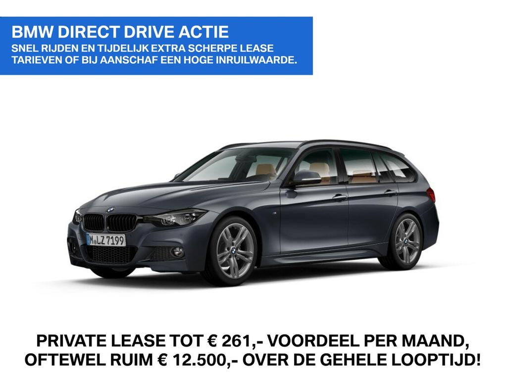 Bmw 3 serie Touring 318i executive edition m sport shadow