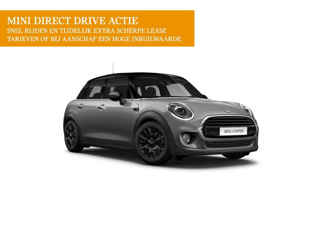 Mini 5-deurs 1.5 cooper pepper business plus