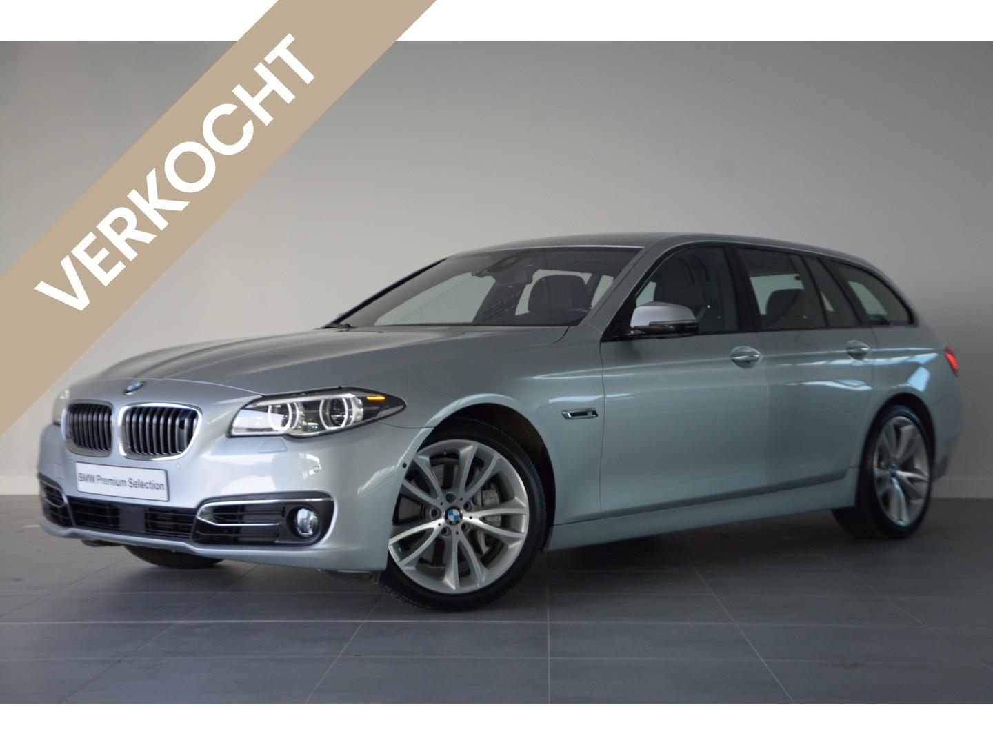 Bmw 5 serie Touring 535d luxury edition aut.