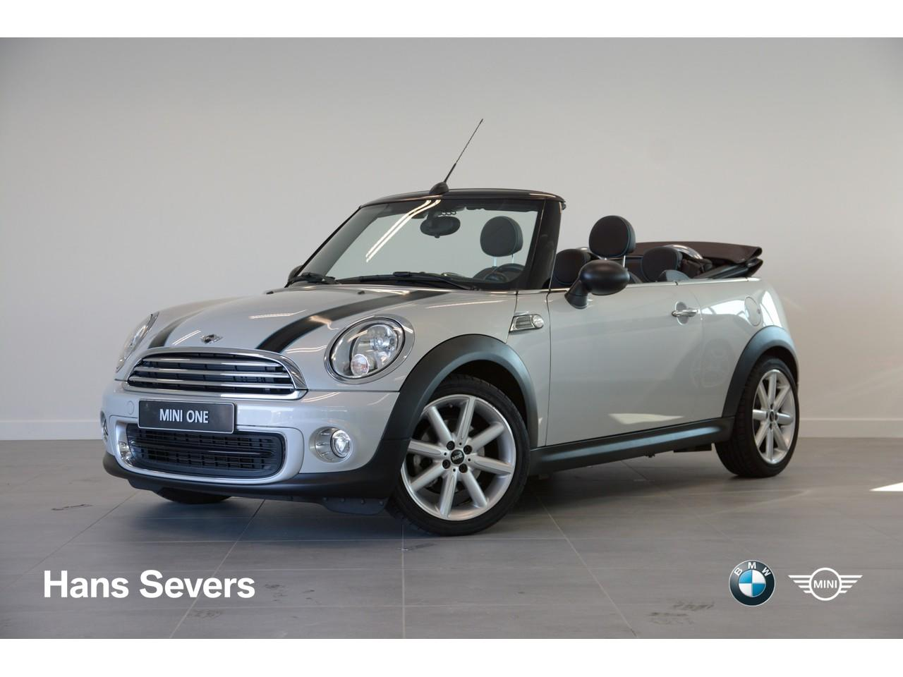 Mini Cabrio 1.6 one highgate