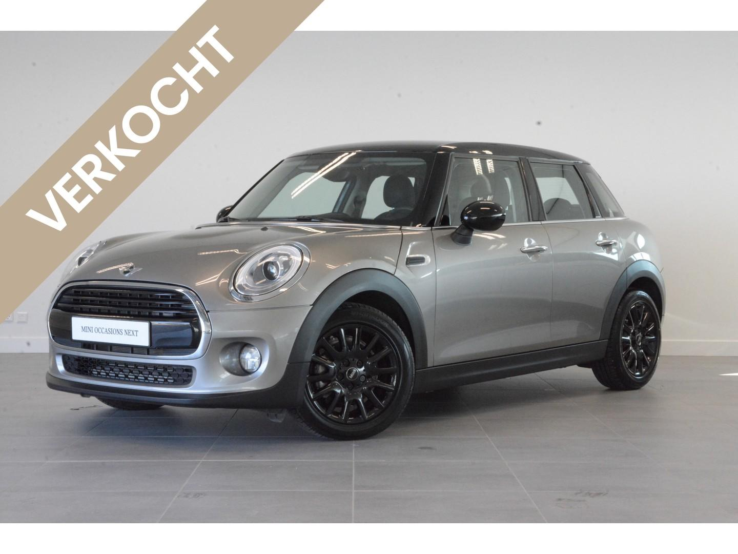 Mini 5-deurs 1.5 cooper pepper aut.