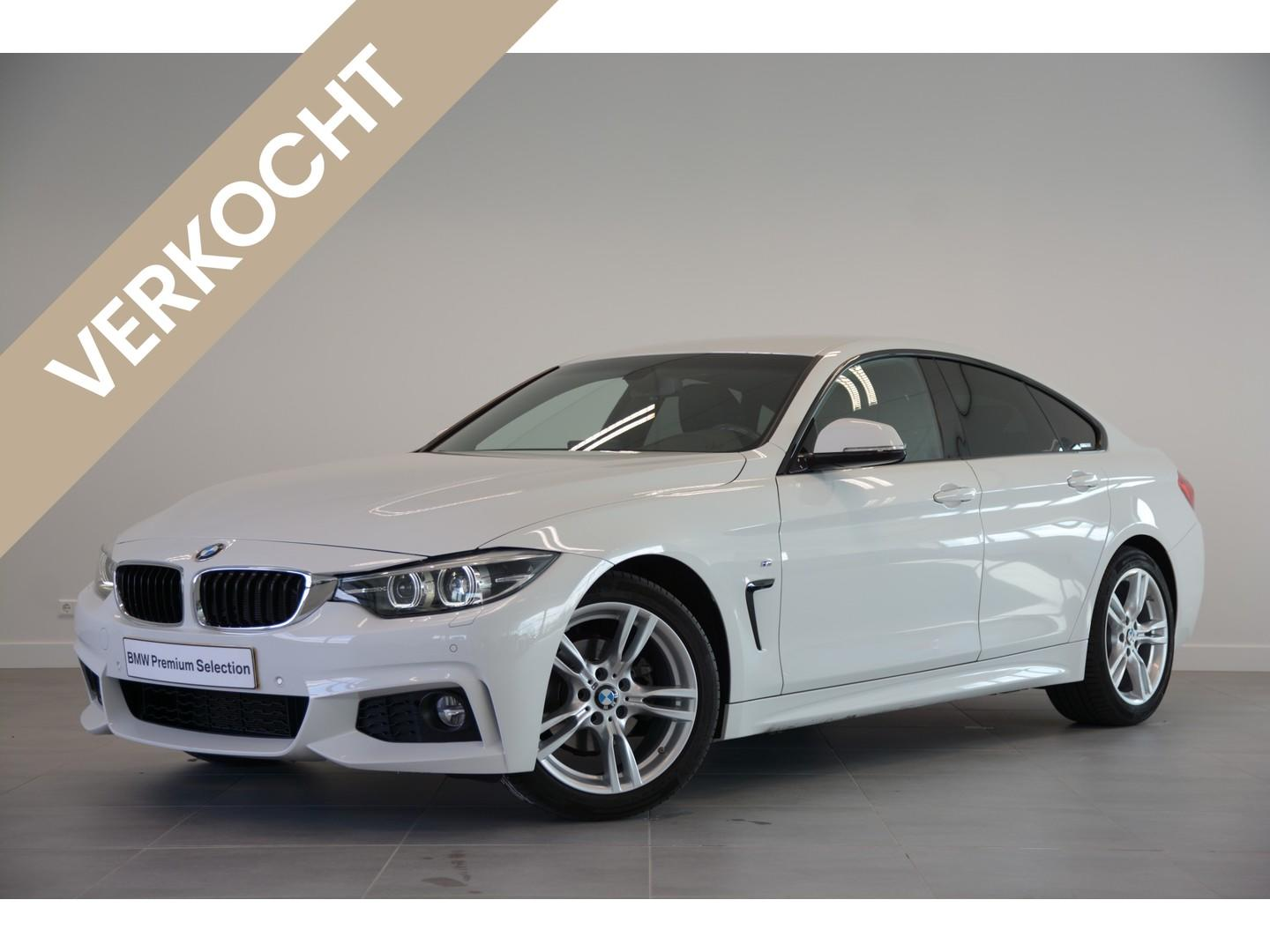 Bmw 4 serie Gran coupé 420i high executive m sportpakket aut.