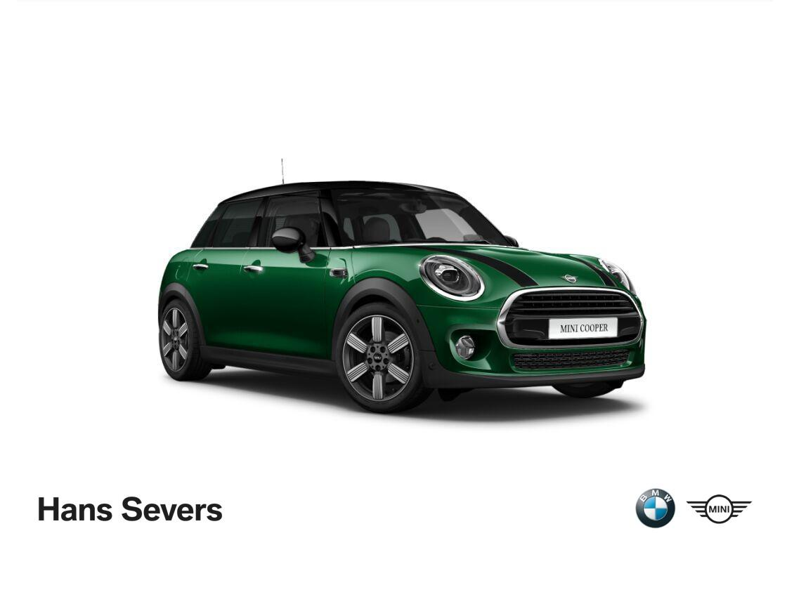 Mini 3-deurs 1.5 cooper 60 years edition serious business aut.