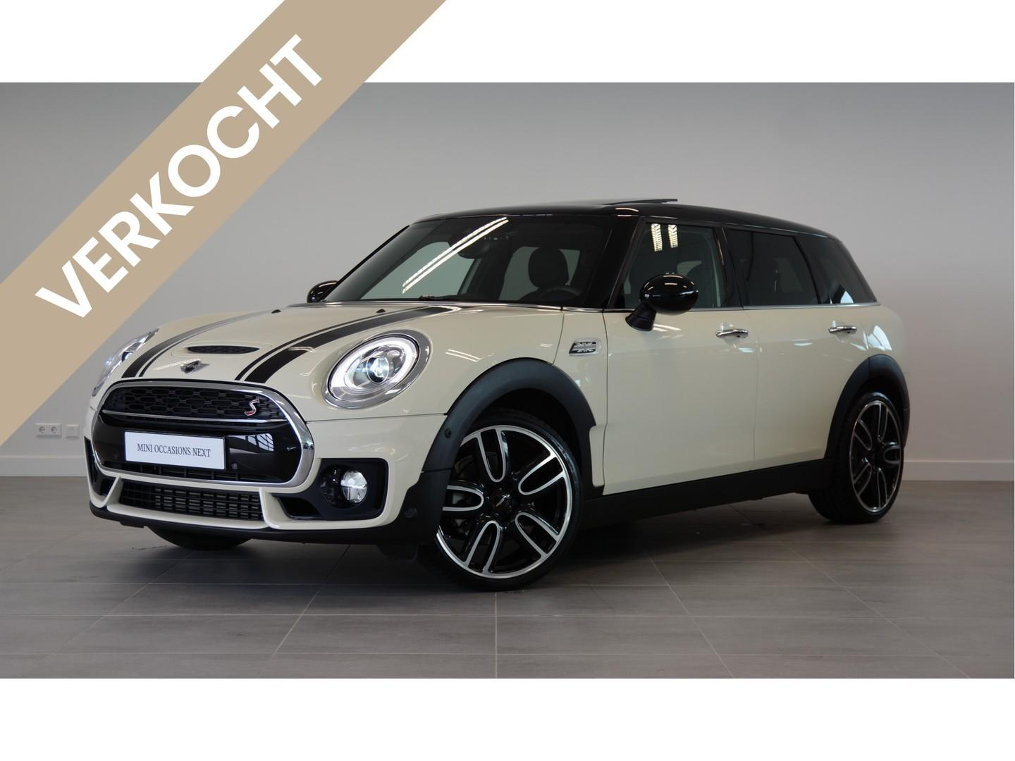 Mini Clubman 2.0 cooper s john cooper works chili pack serious business aut.