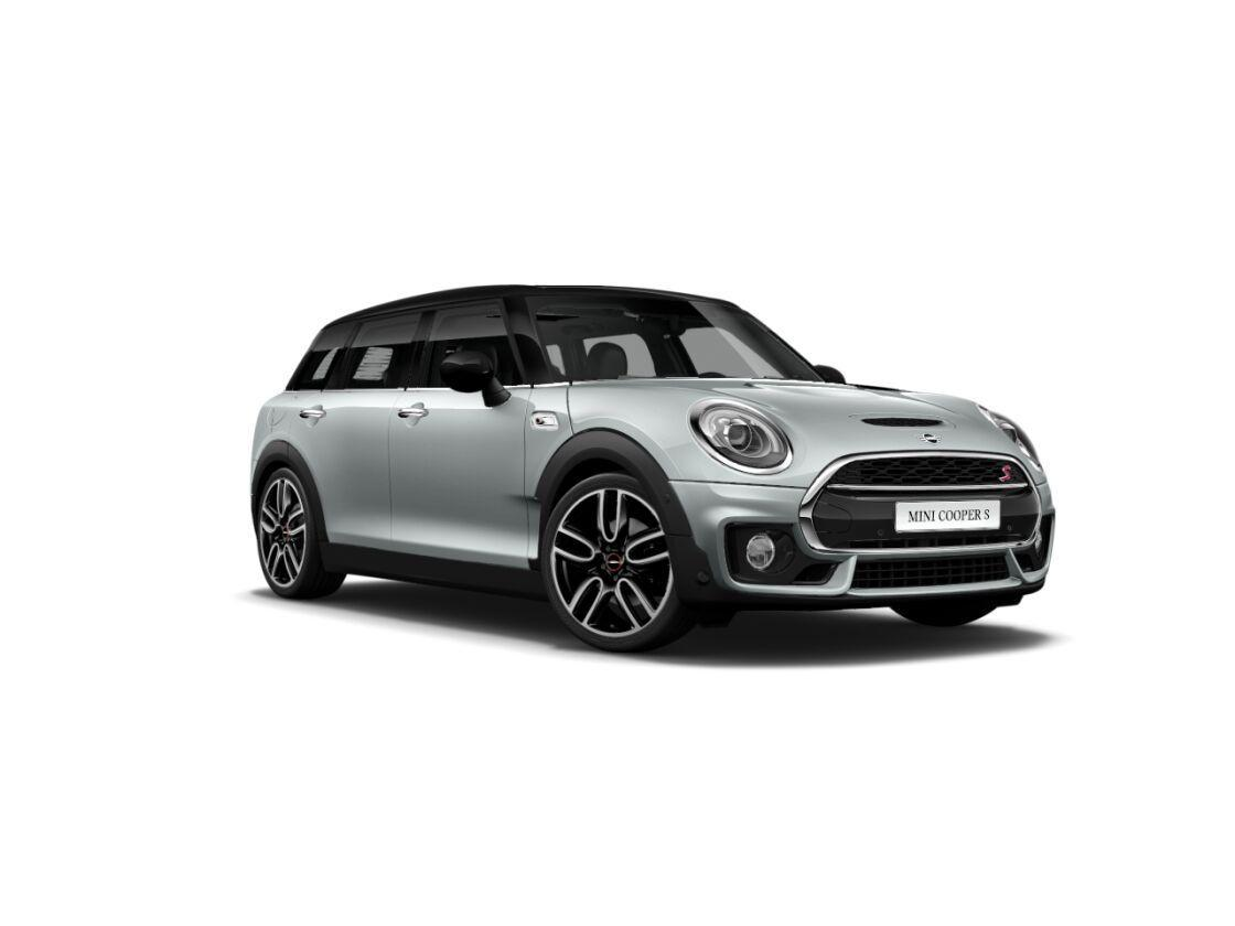 Mini Clubman 2.0 cooper s knightsbridge edition serious business aut.