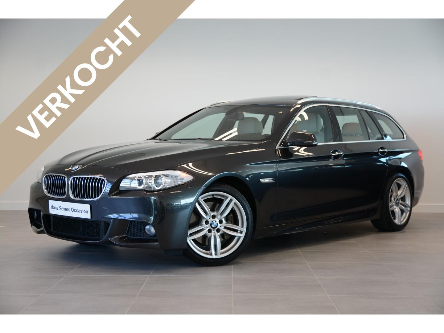 Bmw 5 serie Touring 528i high executive m sportpakket aut.