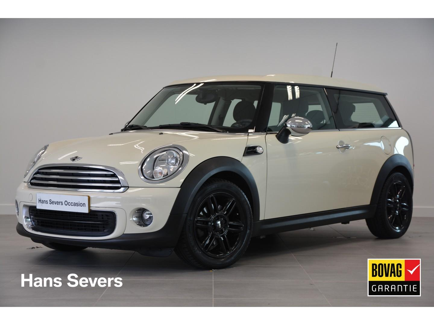 Mini Clubman 1.6 one holland street