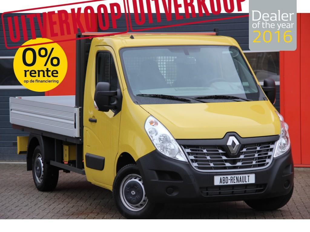 Renault Master Pick-up t35 2.3 dci 130pk  l2h1 normaal rijklaar 31.633,- , nu 23450,-