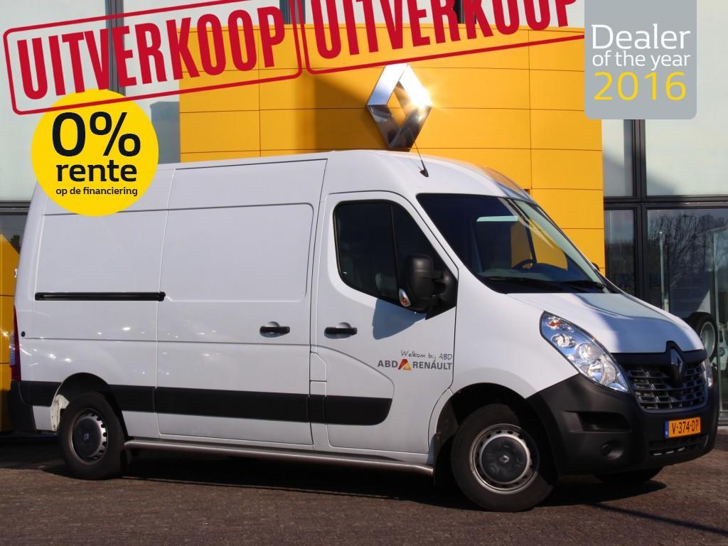 Renault Master T35 2.3 dci 170pk l2h2 energy demo € 10000 voordeel - pack airco