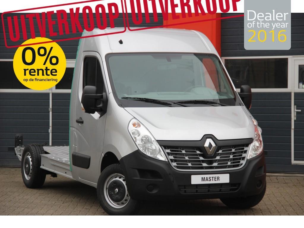 Renault Master Open transport t35 2.3 dci 130 pk l2h2 normaal rijklaar 31.657,- ,  nu 23.450