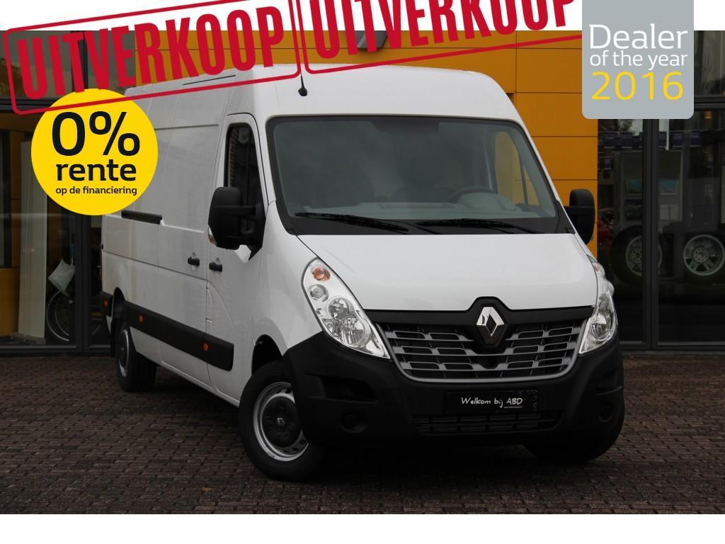 Renault Master Dci 145pk l3h2 energy normaal 32.720, nu 24.950