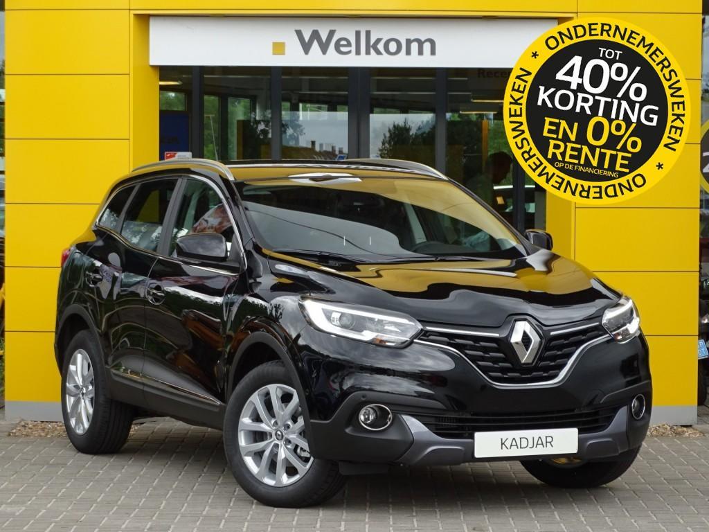 Renault Kadjar 1.5 dci 110 pk intens normaal rijklaar 35.300, nu 33.295