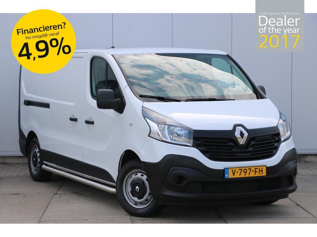 Renault Trafic 1.6 dci 125pk t29 l2h1 comfort