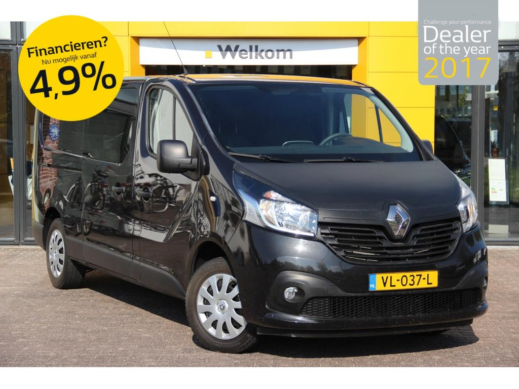 Renault Trafic 1.6 dci t29 l2h1 dc turbo energy