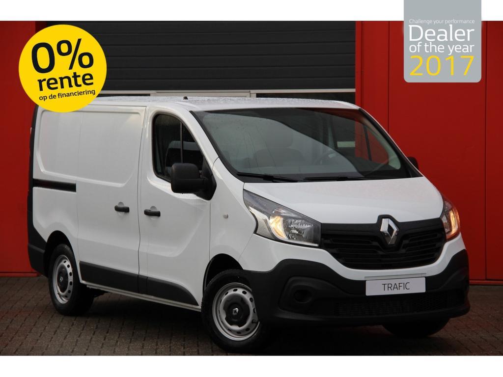 Renault Trafic L2h1 t29 gb energy dci 125 pk twinturbo eu6 comfort normaal rijklaar 27.075,- , nu 18.450,-