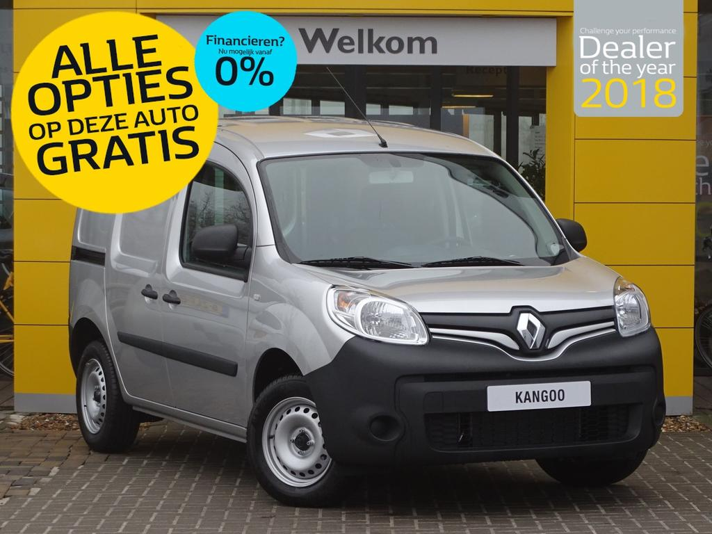 Renault Kangoo Express 1.5 dci 75pk comfort normaal rijklaar 17.400,- nu 12.950,- incl gratis opties