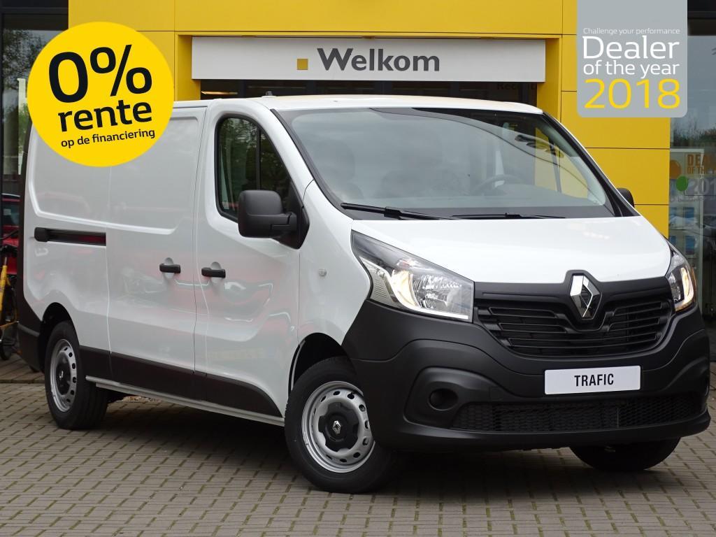 Renault Trafic 1.6 dci 120pk l2h1 générique normaal rijklaar 24.000,- nu rijklaar 19.765,-