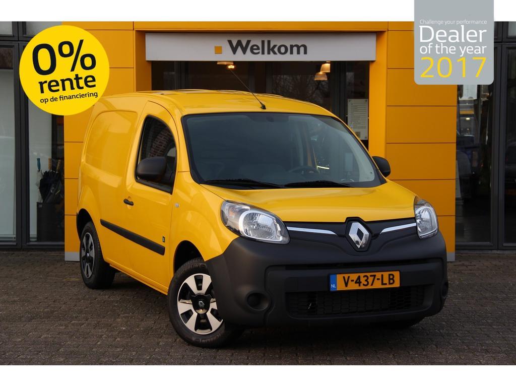 Renault Kangoo Z.e. (ex accu) normaal rijklaar 22.560