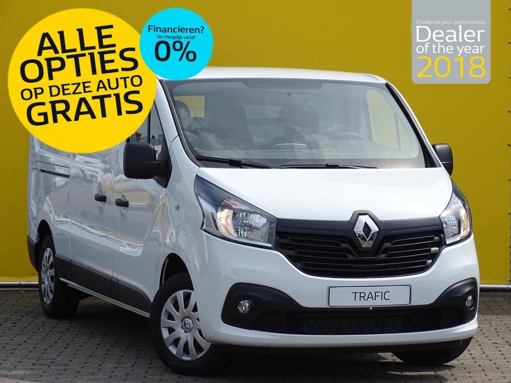 Renault Trafic Dci 125pk t29 l2h1 comfort incl. gratis opties normaal rijklaar eur. 27.995,- nu rijklaar bij abd voor 21.050,-