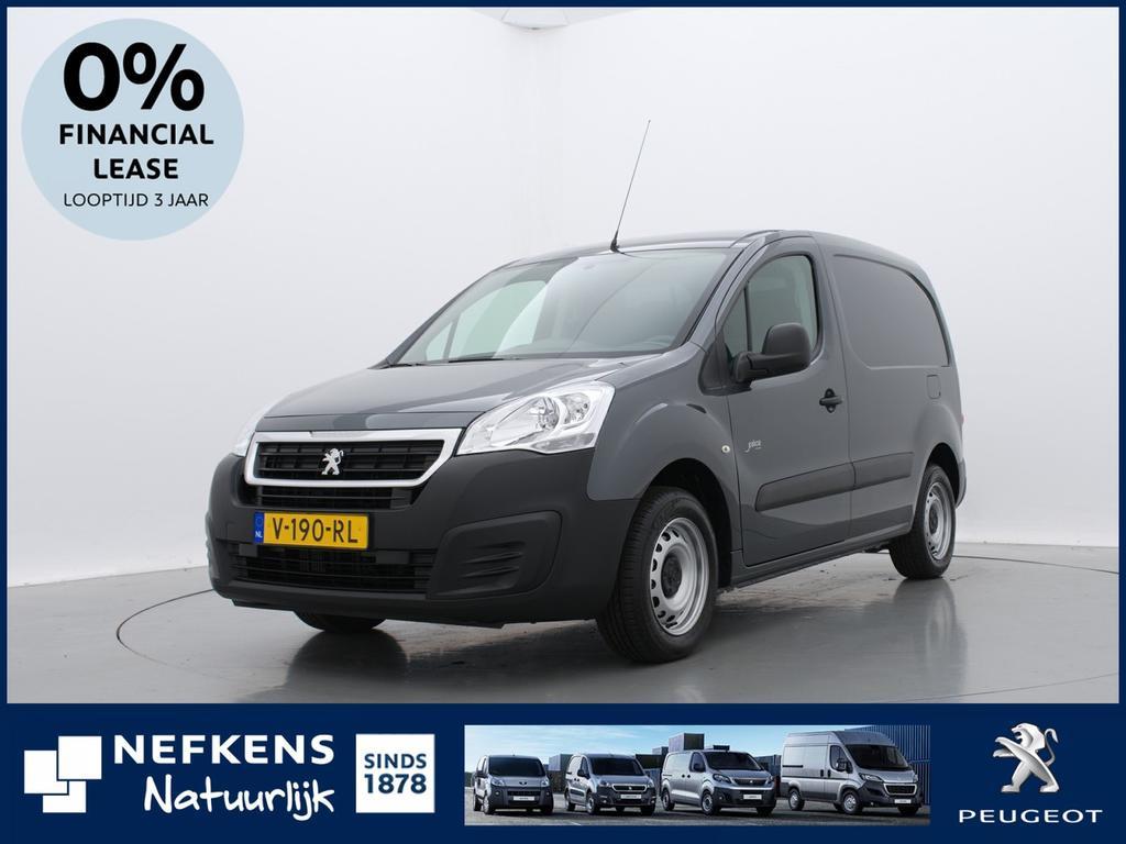 Peugeot Partner 120 1.6 bluehdi 75 l1 premium